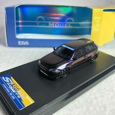 1/64 YM Model Honda Civic EG6 Chameleon Ltd 999 pcs