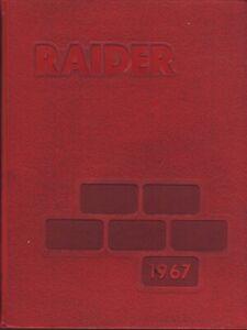 Raider 1967 - Pembroke-Country Day School Yearbook. Tom Watson Senior. Golf