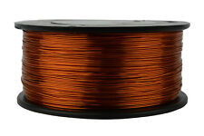 TEMCo Magnet Wire 22 AWG Gauge Enameled Copper 200C 1.5lb 751ft Coil Winding