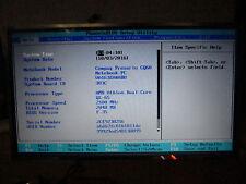 "HP Compaq CQ60 G60 15.6"" Glossy WXGA LCD Laptop Screen CLAA156WA01 (2605)"