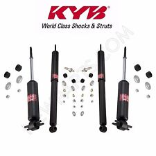 Shocks Chevy Camaro For Pontiac Firebird 67-69 Front & Rear Shocks & Struts KYB