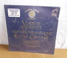 VLADIMIR HOROWITZ / NEW YORK PHILHARMONIC : RACHMANINOFF Concerto 3 - LP SEALED