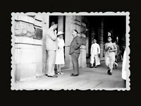 50s Bank Building British Women Oriental American Vintage Hong Kong Photo #623