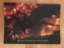 The Hobbit Battle Five Armies 13 Base Canvas Card 05/75