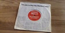 "IVOR RAYMONDE IT'S THE REAL THING UK COCA-COLA PROMO BREAKS FUNK 45 7"" DJ SHADOW"