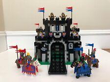 Vintage Lego 6085 Legoland Black Monarch's Castle in Original Box (Complete Set)