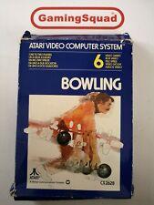 Bowling (Boxed) Atari 2600, Supplied by Gaming Squad