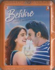 BEFIKRE - BOLLYWOOD Blu-Ray Disc - Ranveer Singh, Vaani Kapoor. (2 disc set).