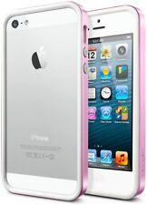 Genuine SPIGEN iPhone 5S/5 Neo híbrido estuche serie ex Metal Delgado   METAL ROSA