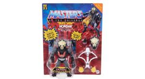PRESALE: Masters Of The Universe Origins Deluxe Buzz Saw Hordak