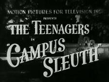 CAMPUS SLEUTH (1948) DVD FREDDIE STEWART, JUNE PREISSER