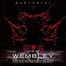Babymetal - Live At Wembley (NEW CD)