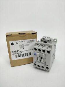 ALLEN-BRADLEY 100-C16KN01 Contactor Ser. B, Emergency Used