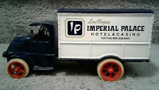 Ertl Imperial Palace Hotel & Casino 1926 Mack Delivery Truck Diecast Bank W/Box