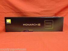 NIKON Monarch 3 Riflescope 2.5-10x50 BDC Reticle #6766 Matte