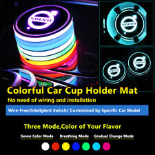 1pcs Colorful Car LED Lighting Lamps Accessories For Volvo Light Interior Lights
