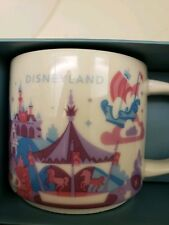 Disney Parks Disneyland Fantasyland You Are Here V2 Starbucks 14oz Coffee Mug