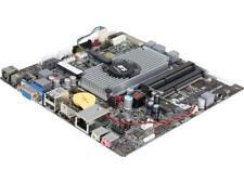 ECS NM70-TI INTEL CELERON 847 THIN MINI-ITX MOTHERBOARD EMBEDDED CPU NEW IN BOX