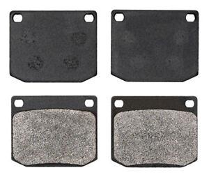 Disc Brake Pad Set-Semi-Metallic Front ACDelco Pro Brakes 17D2M