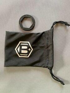 """NEW in Bag Bettinardi Custom DASS Open Hex Ball Marker Blackout 1.5"""" Dia"""