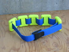 New listing *SCUBA WEIGHT BELT* 15 lbs. COATED* VERY GOOD+ CONDITION !!