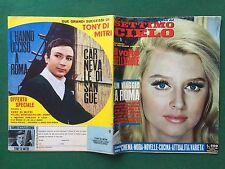 SETTIMO CIELO n.39/1965 IVY HOLER BEATLES Fotoromanzo Rivista Magazine
