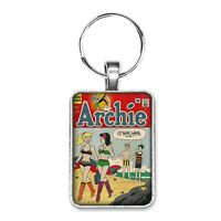 Archie #157 Cover Key Ring or Necklace Betty Veronica Jughead Comic Book