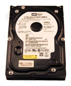 """80 GB - 3.5"""" SATA Western Digital WD800JD 381648-002 Hard Disk Drive [3056]"""