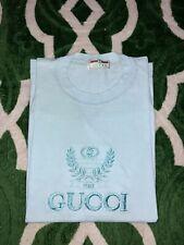 Vintage Gucci Tshirt 1980s