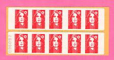 FRANCE CARNET BRIAT- VARIETE -YT 2874-C7-SAGEM Num - Essayez l'enveloppe timbrée