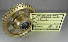 Continental Aircraft Engine Starter Gear P/n 630681 TCM O346, O520 and O550