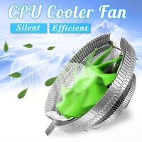 2200rpm Quiet CPU Cooling Fan Cooler Heatsink Radiator For Intel LGA775/1156 AMD