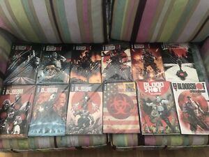 Colección completa Comics BLOODSHOT
