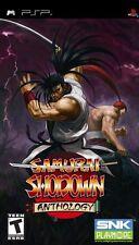 Samurai Shodown Anthology PSP New Sony PSP