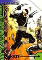 DAKEN / 2013 Marvel Fleer Retro (Upper Deck) BASE Trading Card #51