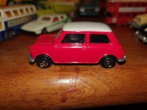 Tomica Blmc Mini Cooper S