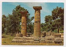 olympie , le temple d'héra