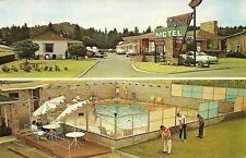 "Portland OR ""The Maywood Motel""  Postcard   Oregon   *FREE U.S. Shipping*"