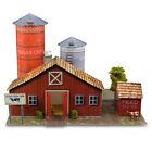 1:48 Scale O Gauge Sugar Creek Vintage Farm Photo Real Scale Building Kit Sets