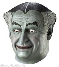 DELUXE QUALITY ADULT LATEX GRANDPA MUNSTER THE MUNSTERS OVERHEAD MASK