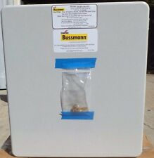 Busmann BCBS-04-00F Solar Combiner Box 600Vdc 4Ckt NEMA 4XF