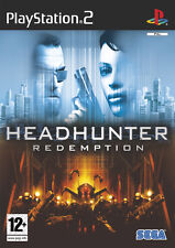 Headhunter: Redemption PS2 Playstation 2