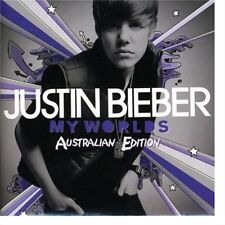 My Worlds by Justin Bieber (CD, Apr-2010)