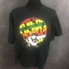 Vintage Nike T-shirt Black Medium M Hip Hop Skater
