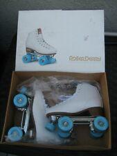 Roller Skate Women's High Top White Roller Derby Size 7