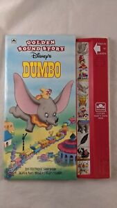 Golden Sound Story Disneys Dumbo Works Well Sight and Sound
