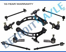 New 10pc Complete Front Suspension Kit for Toyota Camry and Lexus ES330