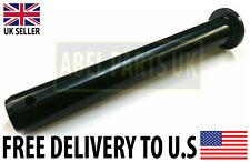 JCB PARTS - REAR BUCKET PIN FOR VARIOUS JCB MODELS (PART NO. 911/12400)