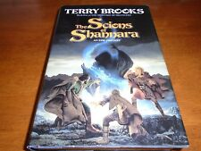 The Heritage of Shannara: The Scions of Shannara Bk 1 Signed by Terry Brooks 1st