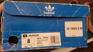 Adidas Men's Prophere Brown /Orange Size 8